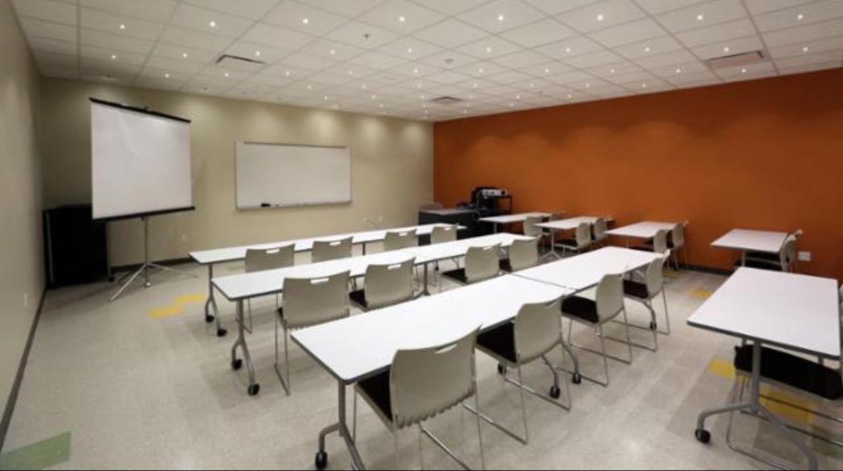 BuckleUp School classroom