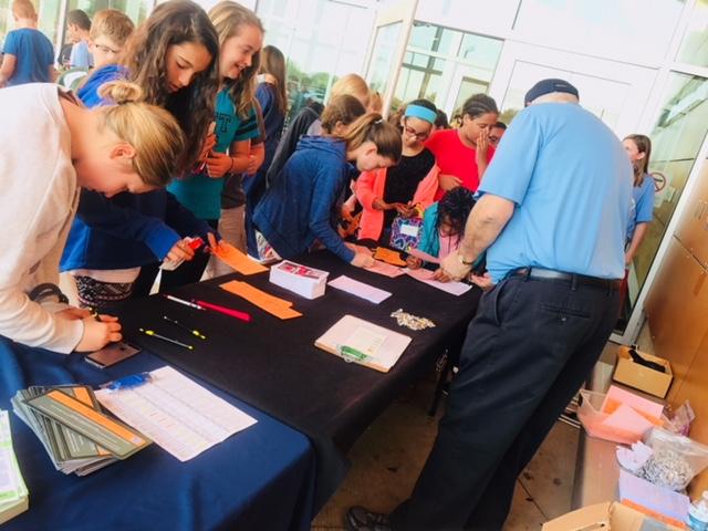 BuckleUp Schools at an event